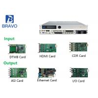 Buy cheap Demultiplex IP To IP Virtual Media Gateway High Density For TS Signal Descrambling from wholesalers