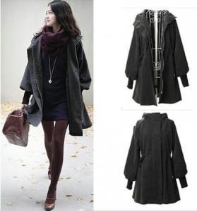 Buy cheap Slim Long Trench Coat Parka Jacket product