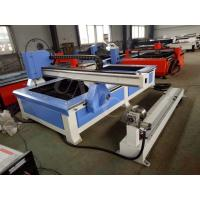 Buy cheap Cnc Plasma Metal Cutting Machine With Rotary Axis Device for pipe cutting from wholesalers