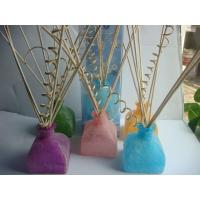 Buy cheap Home Decorative Natural Air Fresheners Reed Diffuser Set With Glass Container from wholesalers