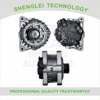 Buy cheap Aluminum Material Peugeot 206 Alternator 12V 90A with OEM Specification product