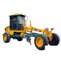 Buy cheap 102hp 7000kg Scarifier Ripper Mini Small Motor Grader Road Building Machines GR100 from wholesalers