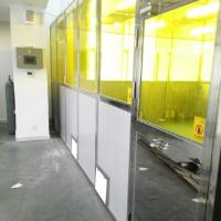 Buy cheap Candy Industry Filter Cleaning Booth Stainless Steel Frame Module Class 1001000 10000 from wholesalers