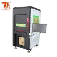 Buy cheap 7000mm/S Closed Jewellery Laser Marking Machine With 100000 Hours from wholesalers
