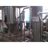 Buy cheap Aseptic Contract Manufacturing Spray Dryer Machine Power Off Thermal Protection from wholesalers