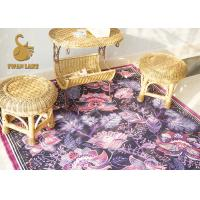 Buy cheap Polyester Fiber Bedroom Floor Rugs Underlay Felt Eco - Friendly product