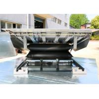 Buy cheap High Performance Air Bag Dock Leveler , Safe Airbag Lifting Load Dock Leveler product