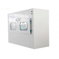 Buy cheap Double Door Clean Room Air Shower Pass Box Hepa / Pre Filter System Durable product