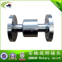 Buy cheap High pressure low speed stainless steel rotary joint for hydraulic oil gas and water from wholesalers