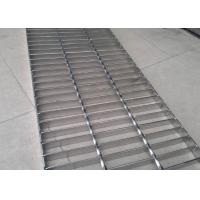 Buy cheap Durable Stainless Steel Bar Grating , Acid Pickling Steel Catwalk Grating from wholesalers