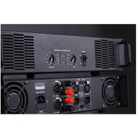 Buy cheap Professional PT-12 high power music amplifier 3U size for karaoke and concert from wholesalers