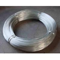Buy cheap china supplier high quality 18guage soft big coil galvanized wire for sale from wholesalers