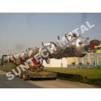 Nickel Alloy C-59 Distillation Tower / Column for Butyl Alcohol