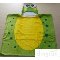 Buy cheap Bacteria Resistant Infant Hooded Towels , Kids Swimming Towels With Hoods from wholesalers