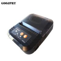 Buy cheap 3 Inch 80mm Bluetooth Mobile Printer , Small Portable Printer With USB Cable Charging from wholesalers