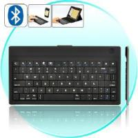 Buy cheap Ultra-Thin Aluminum Bluetooth Keyboard for Tablet PC (ACC-15) from wholesalers