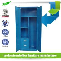 Buy cheap Assemble factory price metal wardrobe from wholesalers