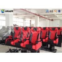 Buy cheap High Definition Projector 4d Theater System 100 Seats 7.1 Sound Speaker product