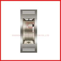 Buy cheap Square Electric Passenger Elevator Comfortable With Load 800 To 1000kg from wholesalers