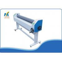 Buy cheap 1600 Manual Cold Laminator Low Temperature For Outdoor / Indoor Advertisement from wholesalers