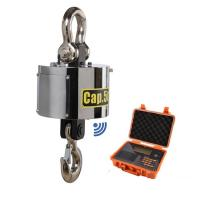 Buy cheap Wireless Hanging Crane Scale For Construction / Container Terminal / Tower Crane from wholesalers