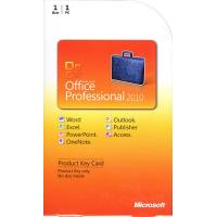 Buy cheap Original Microsoft Office 2010 Professional Retail Box With Active Key Label from wholesalers