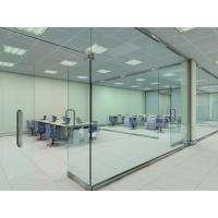 Buy cheap Soundproof Glass Partition Walls Laminated For Shopping Mall from wholesalers
