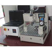 Buy cheap Mini Cnc 3040 Router 800w 4 axis cnc router machine for aluminum from wholesalers