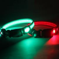 Buy cheap New products 2016 innovative product customized led dog collar and leash EIectronic pets from wholesalers