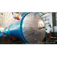 Buy cheap Industrial AAC High Pressure Autoclave Steam Sand Lime Brick / Panel product
