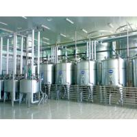 Buy cheap Plastic Cup Package Industrial Yogurt Making Machine 6 Heads 4000 L/H from wholesalers