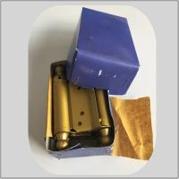 Buy cheap Oem Odm Spring Loaded Hinges Long Working Life Hife Performance from wholesalers