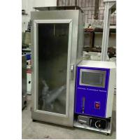 Buy cheap Vertical Flammability Testing Equipment For Vertical Flame Spread Test from wholesalers