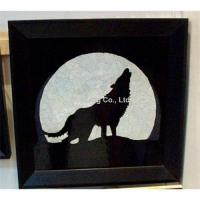 Buy cheap Chinese lacquer art painting ,wolf product