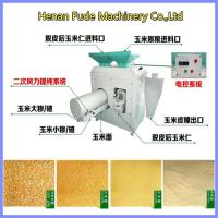 Buy cheap corn grit making machine, maize peeling and milling machine from wholesalers