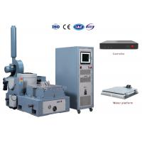 Buy cheap University Acceleration Electrodynamic Vibration Test Systems  981m/S2 100g No Load from wholesalers