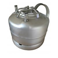 Buy cheap 17'' Height 2.5 Gallon Ball Lock Keg For Pepsi With Pressure Cover from wholesalers
