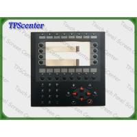 Buy cheap Membrane switch keypad keyboard 03500B 0124-101 for Beijer Electronics AB Operator Interface E600 from wholesalers