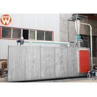 Buy cheap Catfish Fish Feed Dryer Equipment Steam Heated 0.5 T/H High Evaporation Intensity from wholesalers