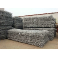 Buy cheap Poultry Small Animal Garden Fence 8x10cm Gabion Wire Mesh from wholesalers