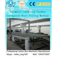 China Electric Stacker Carton Packing on sale