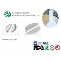 Buy cheap FDA Standard Medical Grade Silicone Rubber , Platinum Cure Silicone Rubber product