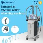Buy cheap 2017 hottest popular salon equipment infrared rf vacuum roller slimming machine velashape price from wholesalers