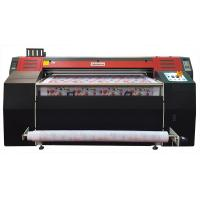 Buy cheap 1.8M Epson DX5 Head Sublimation Printing Machine For Fabric / Textile Printing from wholesalers