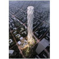 Buy cheap Intelligent High Rise Building Construction for Greenland Center project from wholesalers