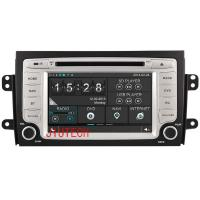 Buy cheap Car Radio GPS SatNav DVD Stereo Headunit For SUZUKI SX4 (2006-2012),touch screen car radio from wholesalers