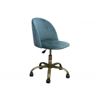 Buy cheap 47x63.5x95cm Kd 60kg Modern Swivel Office Chair With Wheels from wholesalers