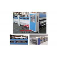 Buy cheap Five Layer / 5 Ply Corrugated Box Making Machine 1600mm Width 100m/Min Speed from wholesalers