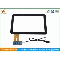 Buy cheap Custom Industrial Panel Pc Touch Screen , 12.1 External Usb Touch Screen from wholesalers