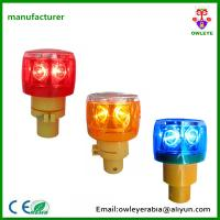 Buy cheap Outdoor Road Safety Solar Energy 6pcs LED Strobe Warning Light from wholesalers